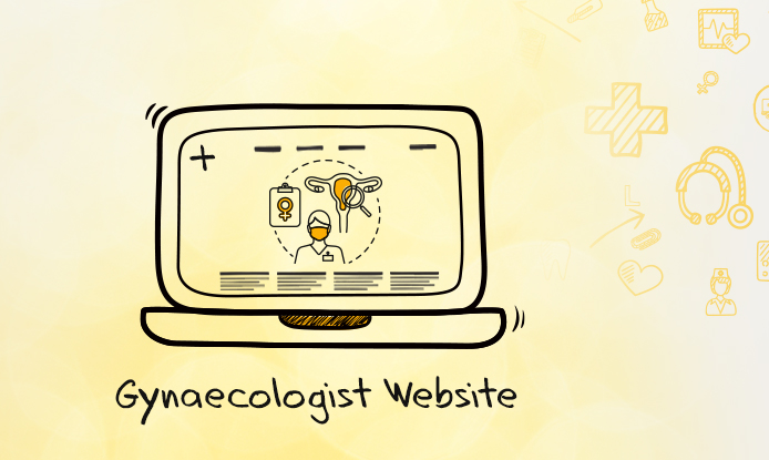 Gynaecologist Website Design Development & Digital Marketing Company
