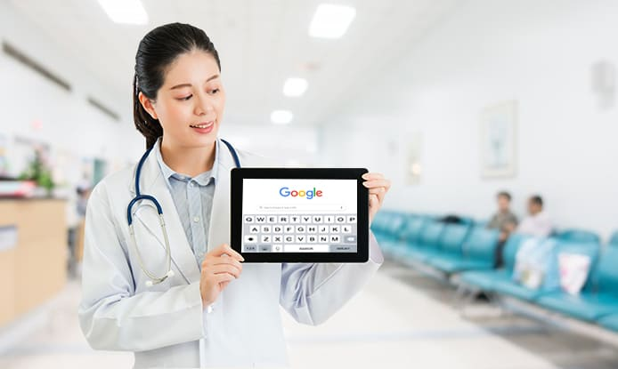 Google Business is a Primary tool for Healthcare Digital Marketing