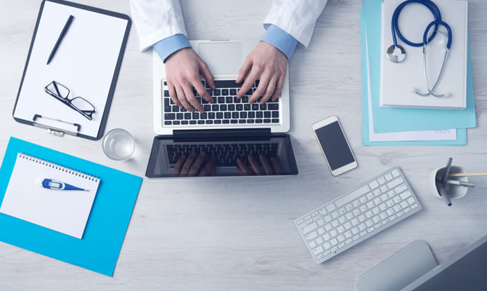 Doctor is looking for Professional website development company in Singapore