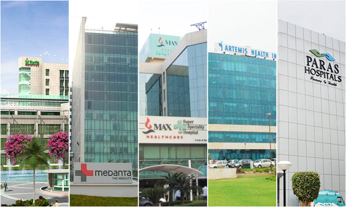 5 Best Hospitals in Gurgaon